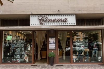 CINEMA Fashion Store