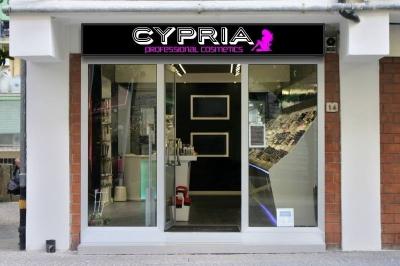Cypria Professional Cosmetics